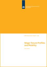 Image for Loonprofielen en mobiliteit