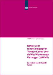 Image for Notitie voor rondetafelgesprek Tweede Kamer over de Wet Werken naar Vermogen (WWNV)
