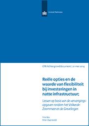 Image for Reële opties en de waarde van flexibiliteit bij investeringen in natte infrastructuur