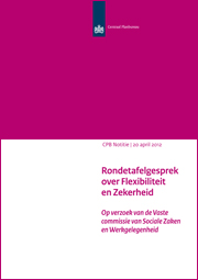Image for Rondetafelgesprek over Flexibiliteit en Zekerheid