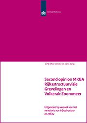 Image for Second opinion MKBA Rijksstructuurvisie Grevelingen en Volkerak-Zoommeer