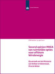 Image for Second opinion MKEA van ruimtelijke opties voor offshore Windenergie