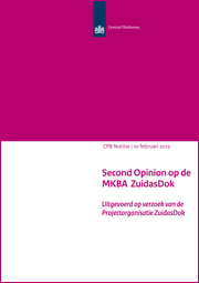 Image for Second Opinion op de MKBA ZuidasDok