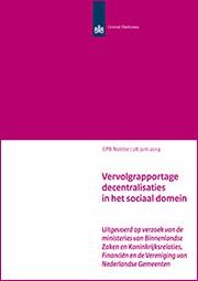 Image for Vervolgrapportage decentralisaties in het sociaal domein