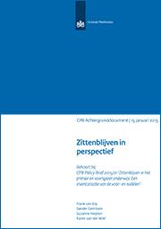 Image for Zittenblijven in perspectief