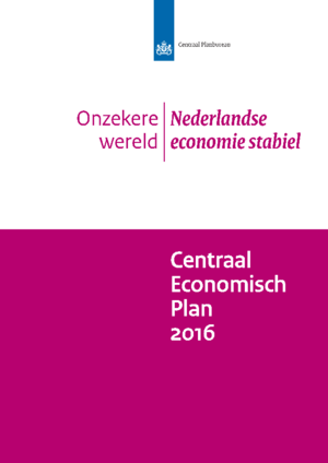 Centraal Economisch Plan (CEP) 2016
