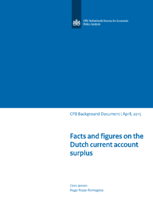 Facts and figures on the Dutch current account surplus