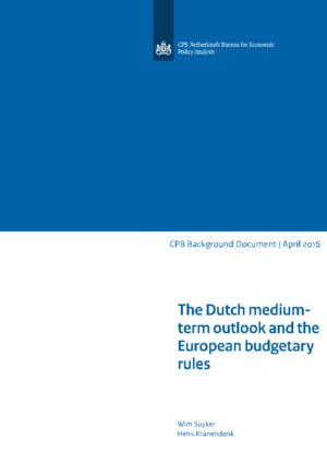 The Dutch medium-term outlook and the European budgetary rules