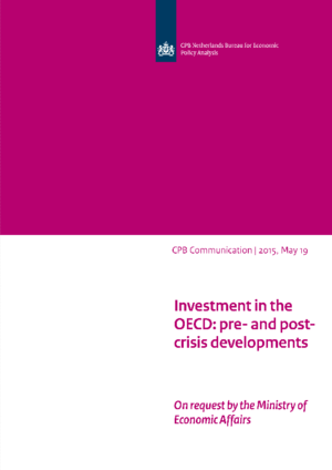 Investment in the OECD: pre- and post-crisis developments