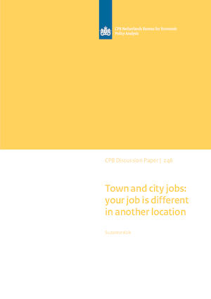 Town and city jobs: Your job is different in another location