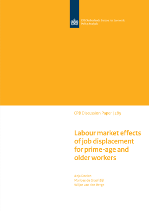 Labour market effects of job displacement for prime-age and older workers