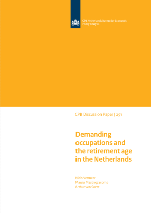 Demanding occupations and the retirement age in the Netherlands