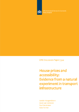 House prices and accessibility: Evidence from a natural experiment in transport infrastructure