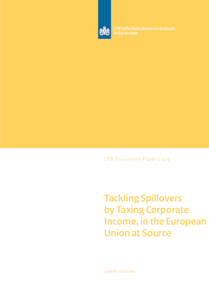 Tackling Spillovers by Taxing Corporate Income in the European Union at Source