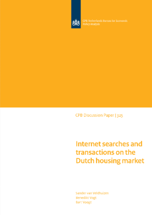 Internet searches and transactions on the housing market