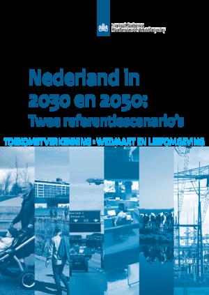 Toekomstverkenning Welvaart en Leefomgeving (WLO) 2015