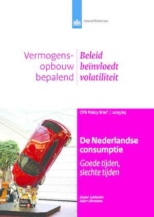 De Nederlandse consumptie: Goede tijden, slechte tijden