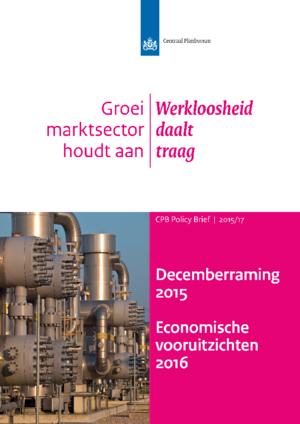 Decemberraming 2015: economische vooruitzichten 2016