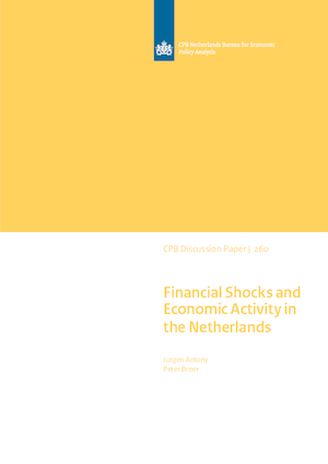 Financial Shocks and Economic Activity in the Netherlands