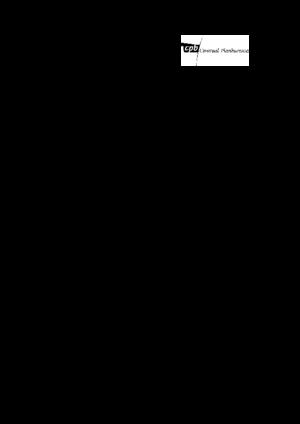 Potentiële groei volgens de Productiefunctie Benadering, versie 2006