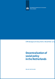 Image for Decentralization of social policy in the Netherlands