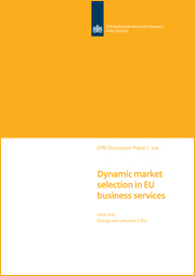 Image for Dynamic market selection in EU business services