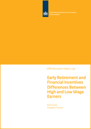 Image for Early Retirement and Financial Incentives: Differences Between High and Low Wage Earners