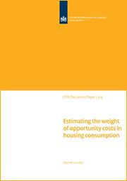Image for Het belang van impliciete kosten in de woonconsumptie van eigenaar-bewoners