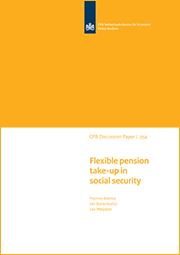 Image for Flexible pension take-up in social security