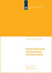 Image for Huizenbezit en financiële portfolio's van huishoudens