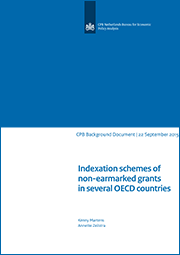 Image for Indexation schemes of non-earmarked grants in several OECD countries