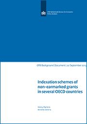Image for Indexeringssystematieken van algemene uitkeringen aan gemeenten in diverse OESO-landen