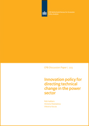Image for Innovation policy for directing technical change in the power sector