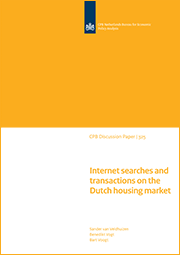 Image for Internet searches and transactions on the housing market