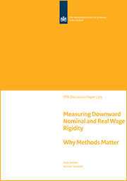 Image for Measuring Downward Nominal and Real Wage Rigidity - Why Methods Matter
