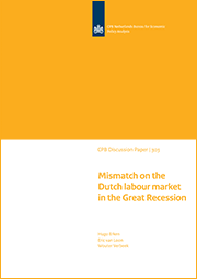 Image for Mismatch on the Dutch labour market in the Great Recession