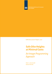 Image for Safe Dike Heights at Minimal Costs: An Integer Programming Approach