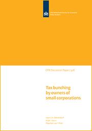 Image for DGA's gevoelig voor belastingregels