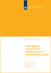 Image for Technological Uncertainty in Meeting Europe's Decarbonisation Goals