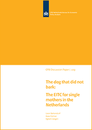 Image for De hond die niet blafte: De aanvullende alleenstaande ouderkorting