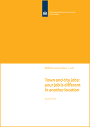 Image for Town and city jobs: Your job is different in another location