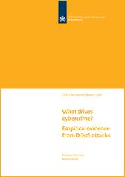 Image for Determinanten van internetveiligheid: een empirische analyse van DDoS aanvallen
