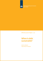 Image for When is debt sustainable?