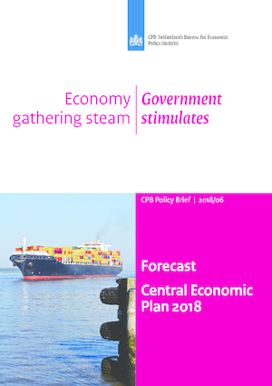 CPB Policy Brief 2018/06 Forecast Central Economic Plan 2018