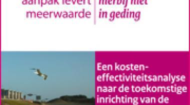 Image for Een kosteneffectiviteitsanalyse naar de toekomstige inrichting van de Afsluitdijk