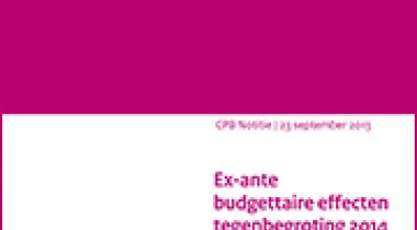 Image for Tegenbegroting 2014 van D66