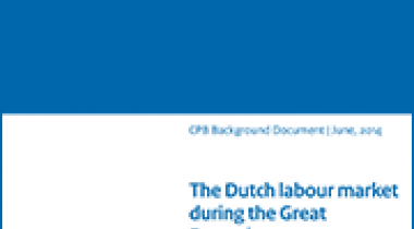 Image for The Dutch labour market during the Great Recession