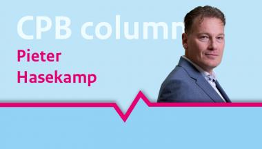 Image for Column - Kan de arbeidsmarkt weer vliegen?