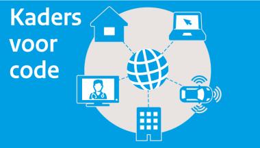 Image for Kaders voor code: beleid voor veilige digitale middelen