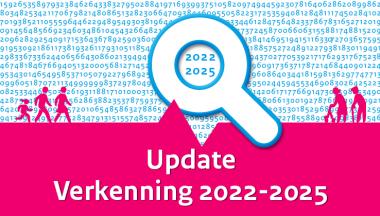 Image for Actualisatie Verkenning middellange termijn 2022-2025 (juni 2021)